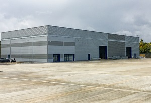 First pre-let at Haverhill Business Park